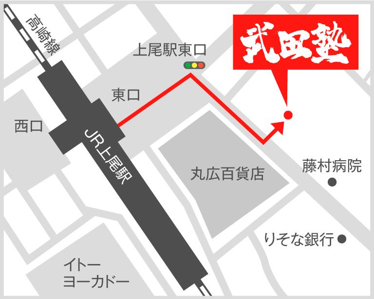 上尾校地図