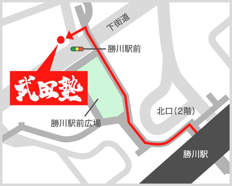 春日井校地図