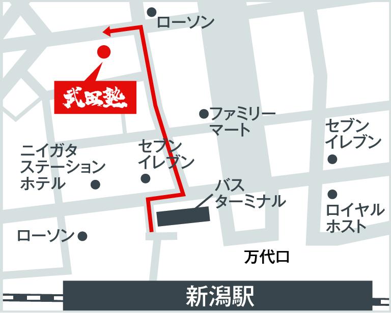 新潟校地図