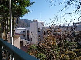 神奈川私立函嶺白百合学園高等学校