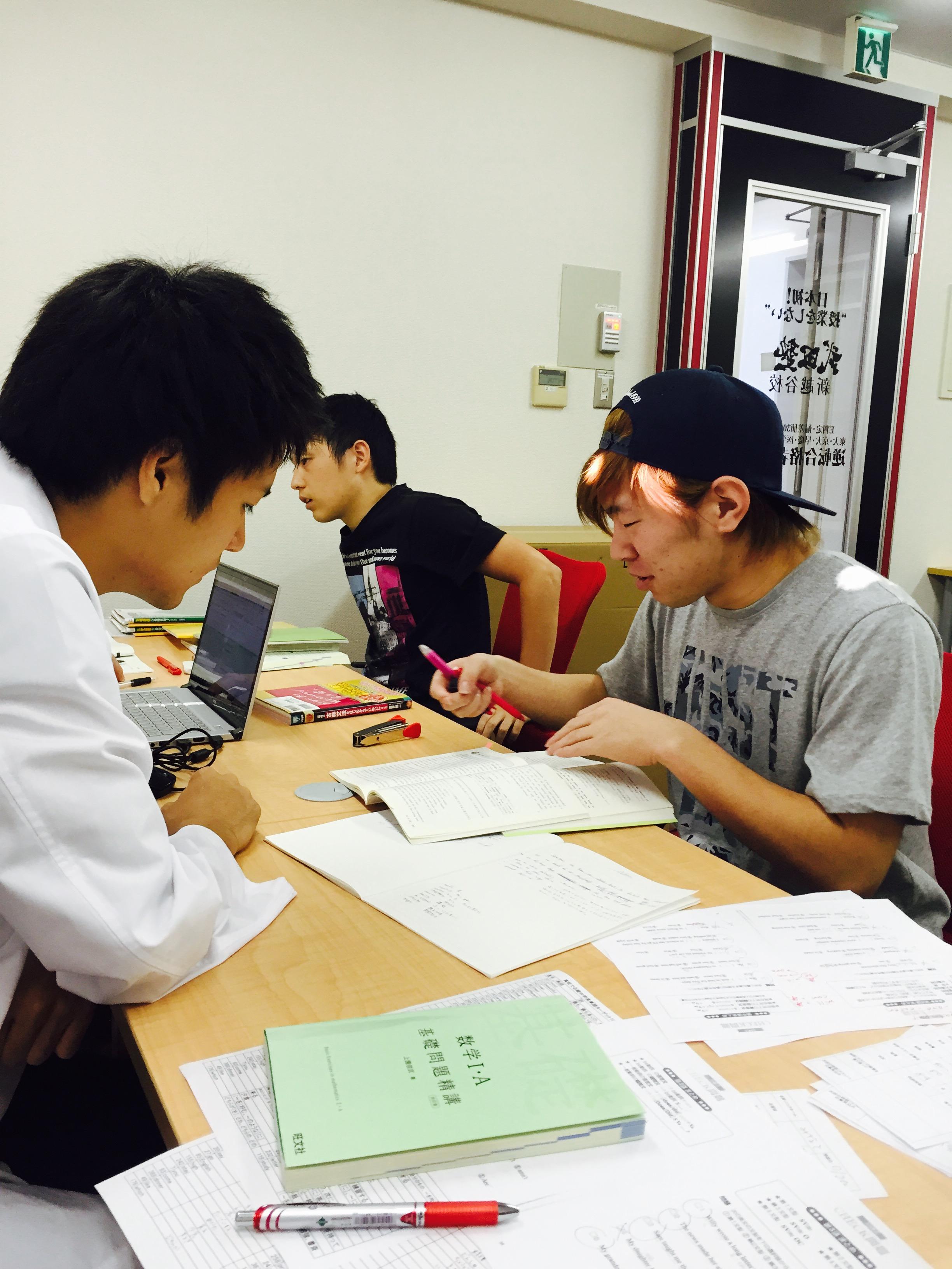 15.7.29 新井先生 岸くん