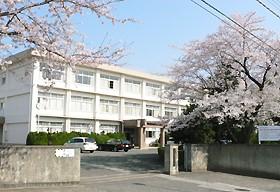 光陵高校 写真
