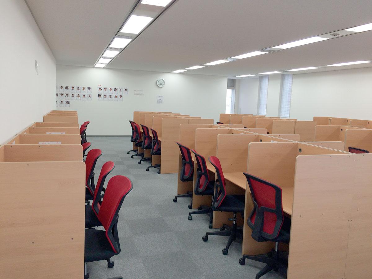 教室 自習室