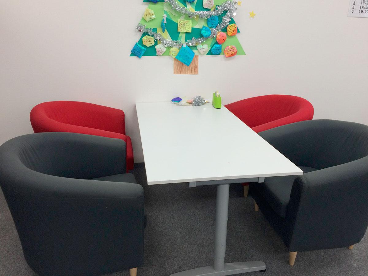 教室 フリースペース