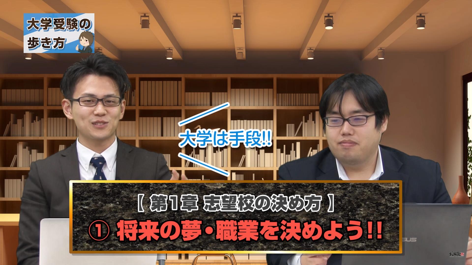 「将来の夢・職業を決めよう!!」