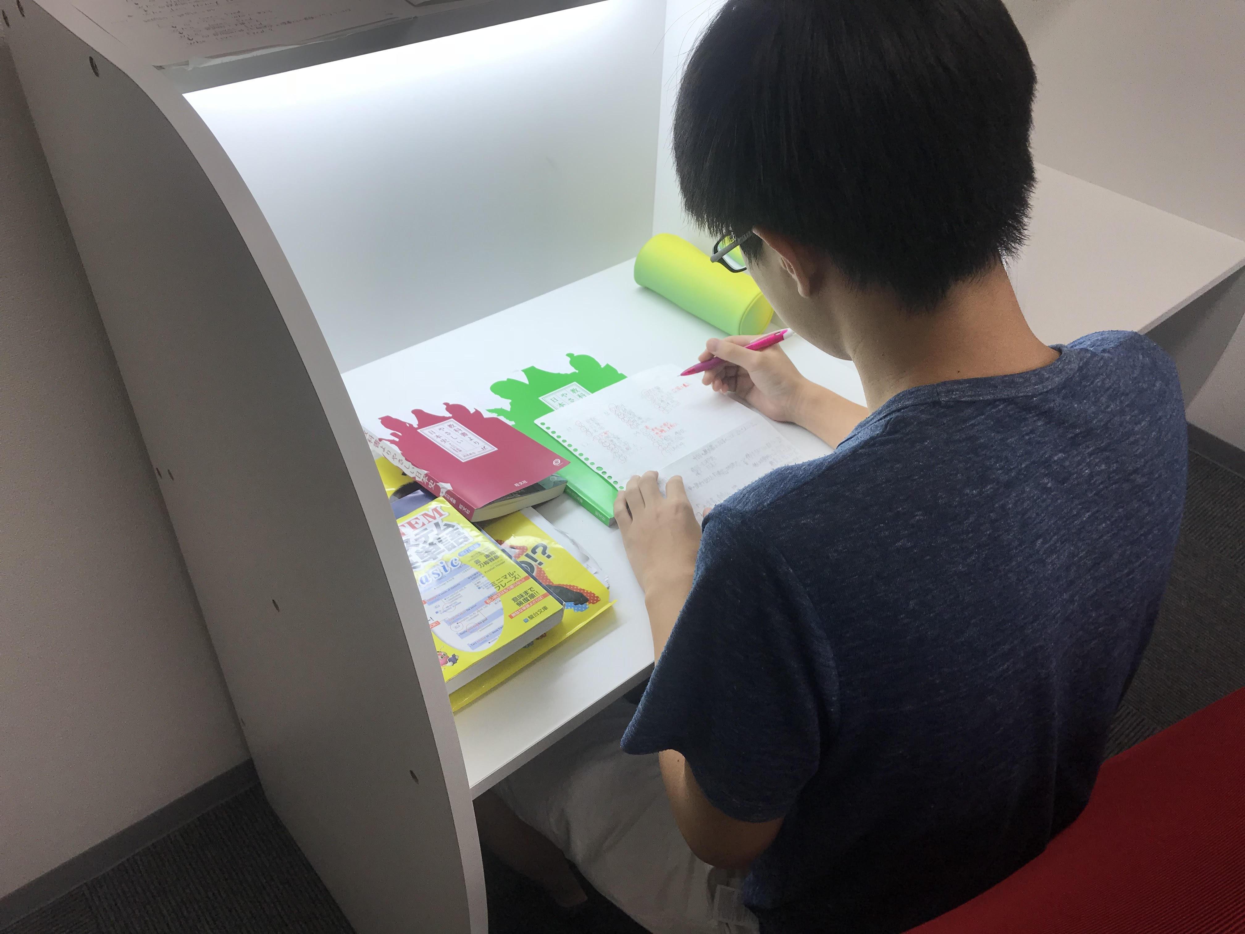 武田塾の1日・1週間の宿題の中身と勉強内容を紹介!