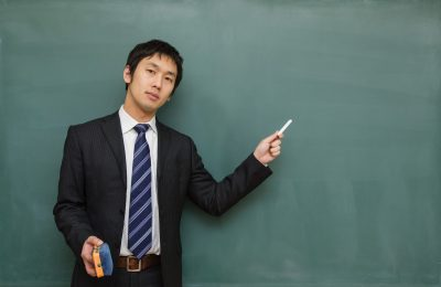教師 フリー画像
