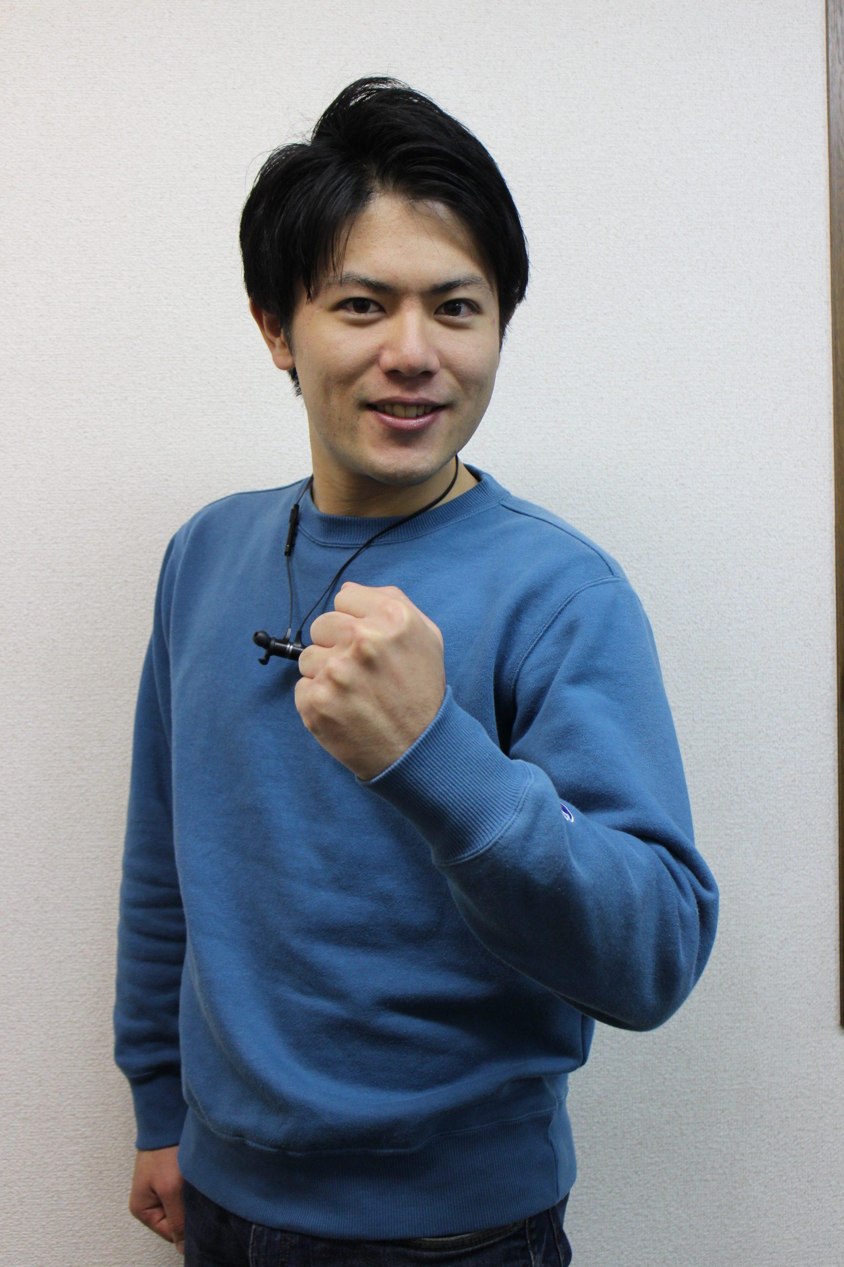 荒川先生 講師紹介 武田塾 田無校