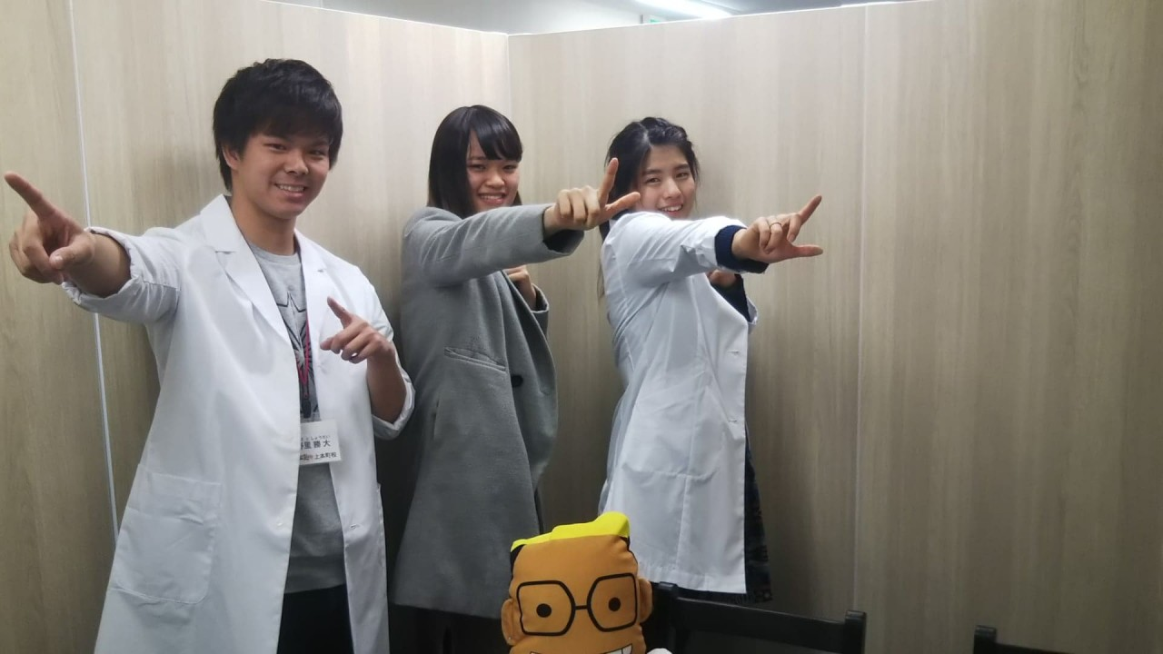 近畿大学農学部生物機能学科に公募推薦入試で合格したS.Sさんと担当講師