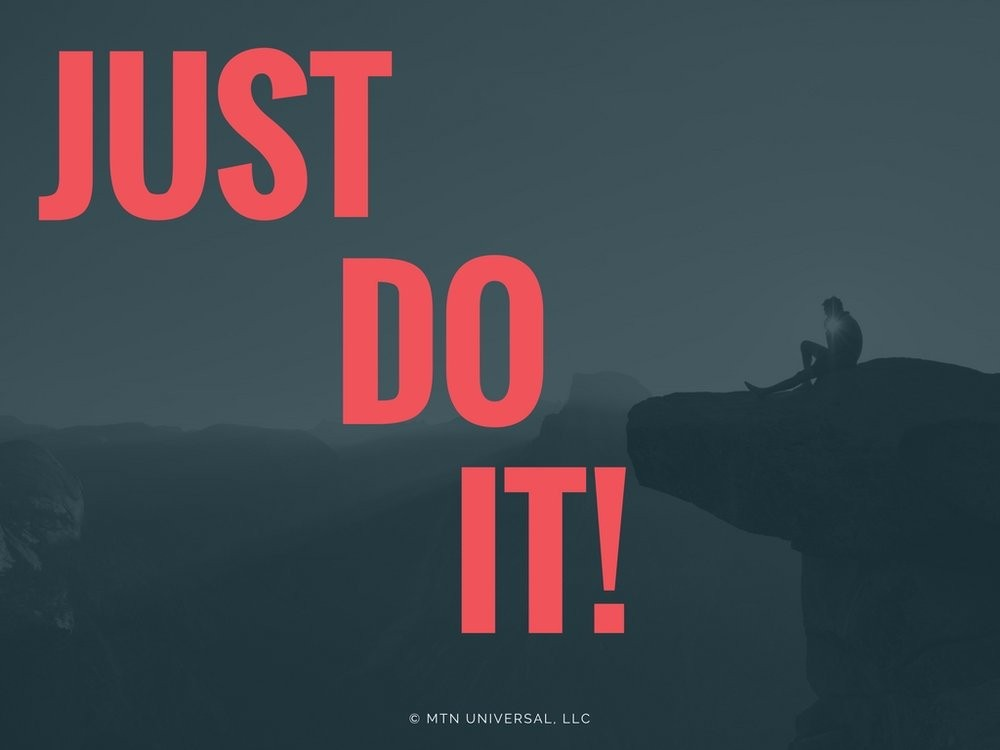JUST+DO+IT!