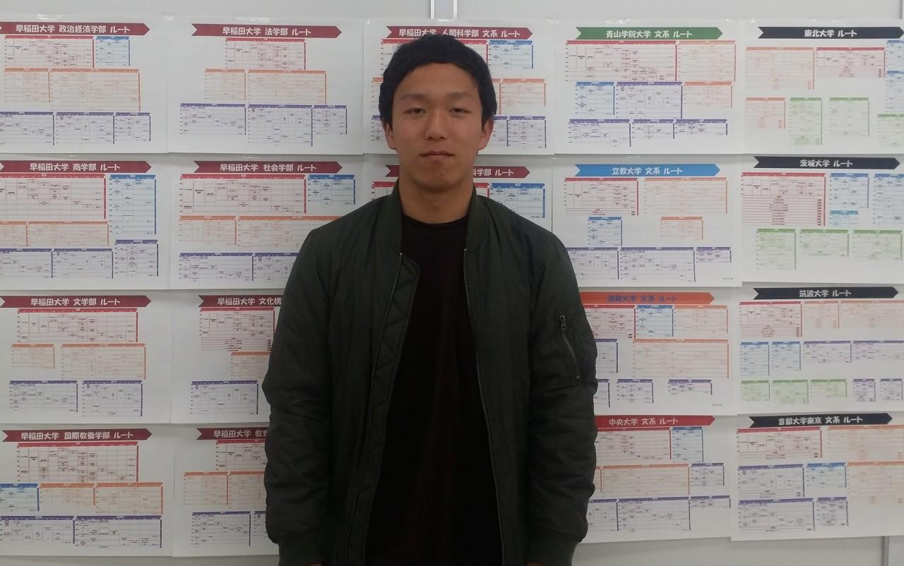 野球部の部活を引退してからの会津大学合格!!