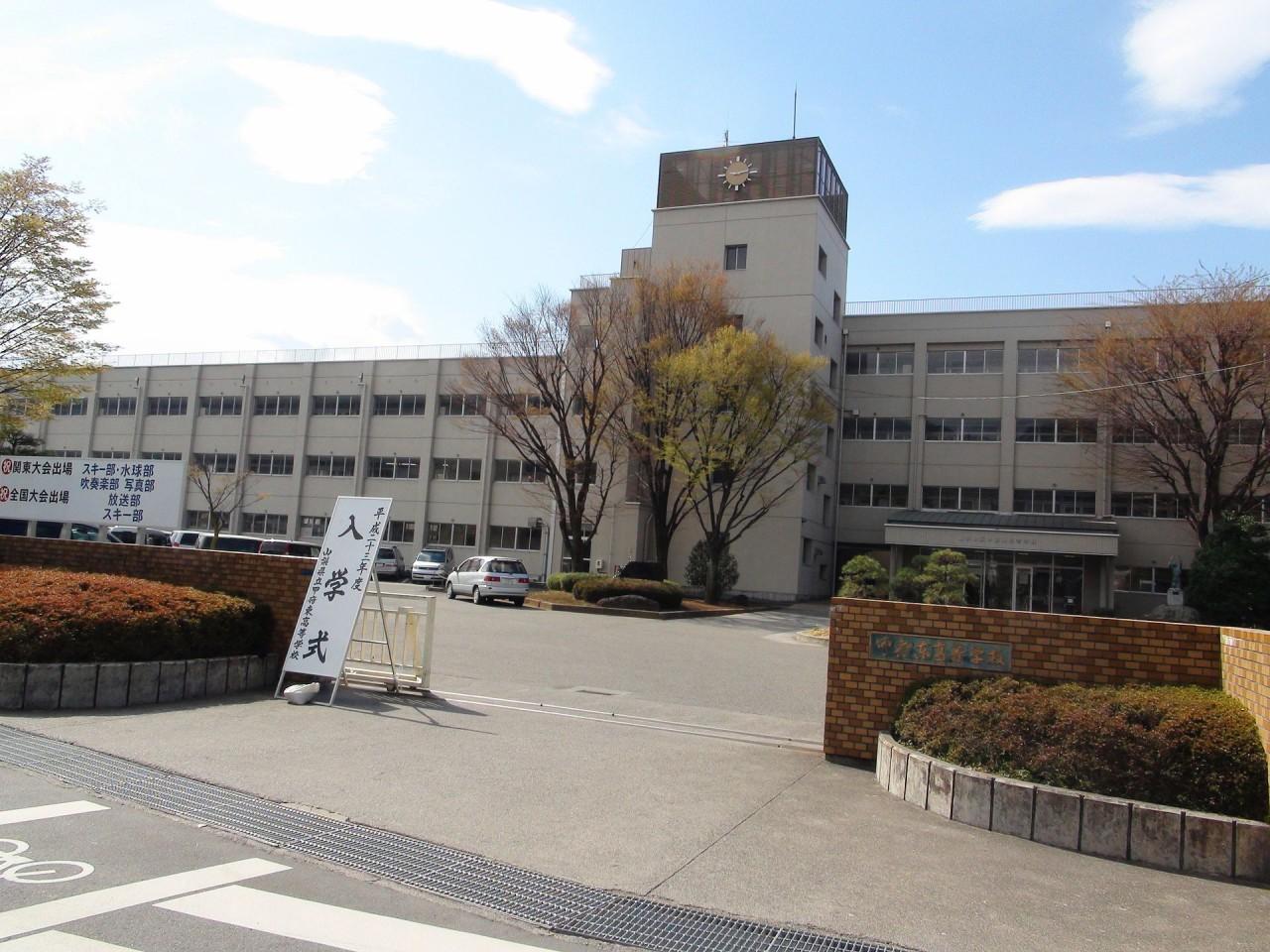 武田塾_甲府東高校