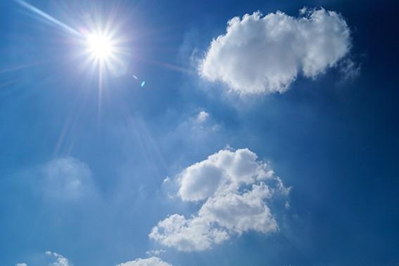 sun&cloud