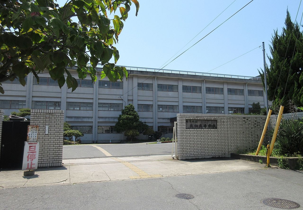 Nara_Prefectural_Takada_High_School