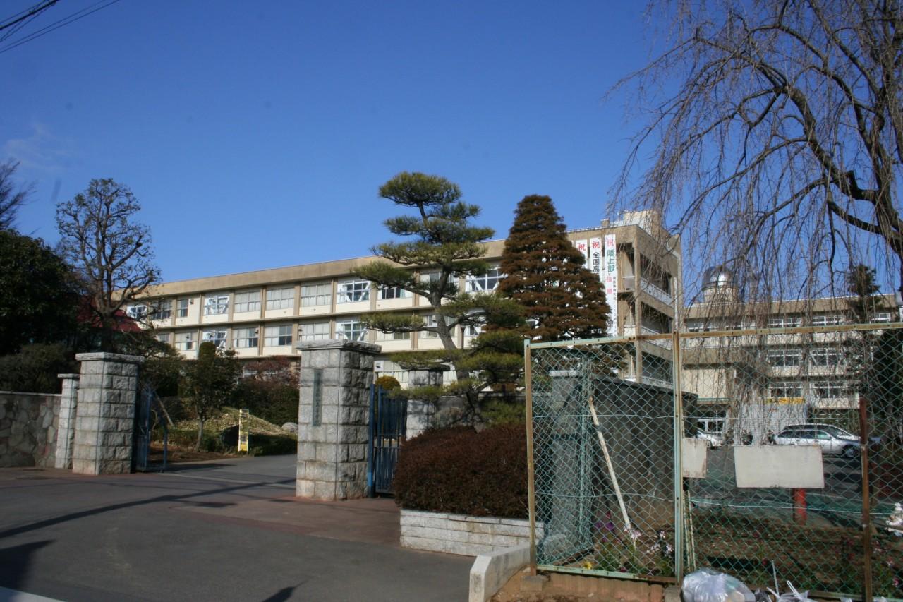 Saitama_matsuyama_high_school