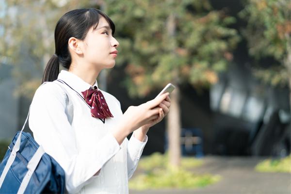 女子高生学習環境