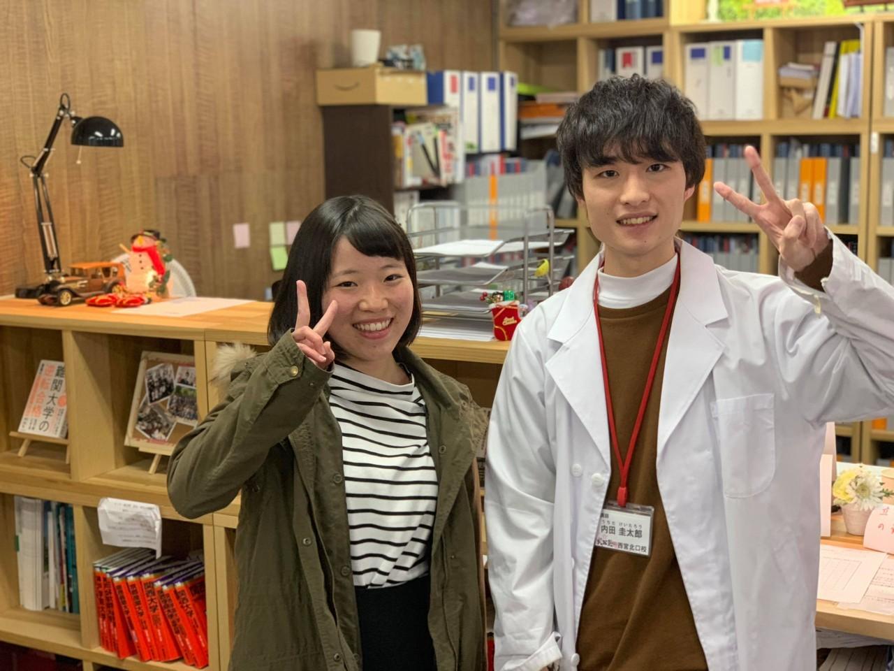 武田塾西宮北口 合格体験記 広島大学