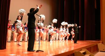 早稲田摂陵 文化祭