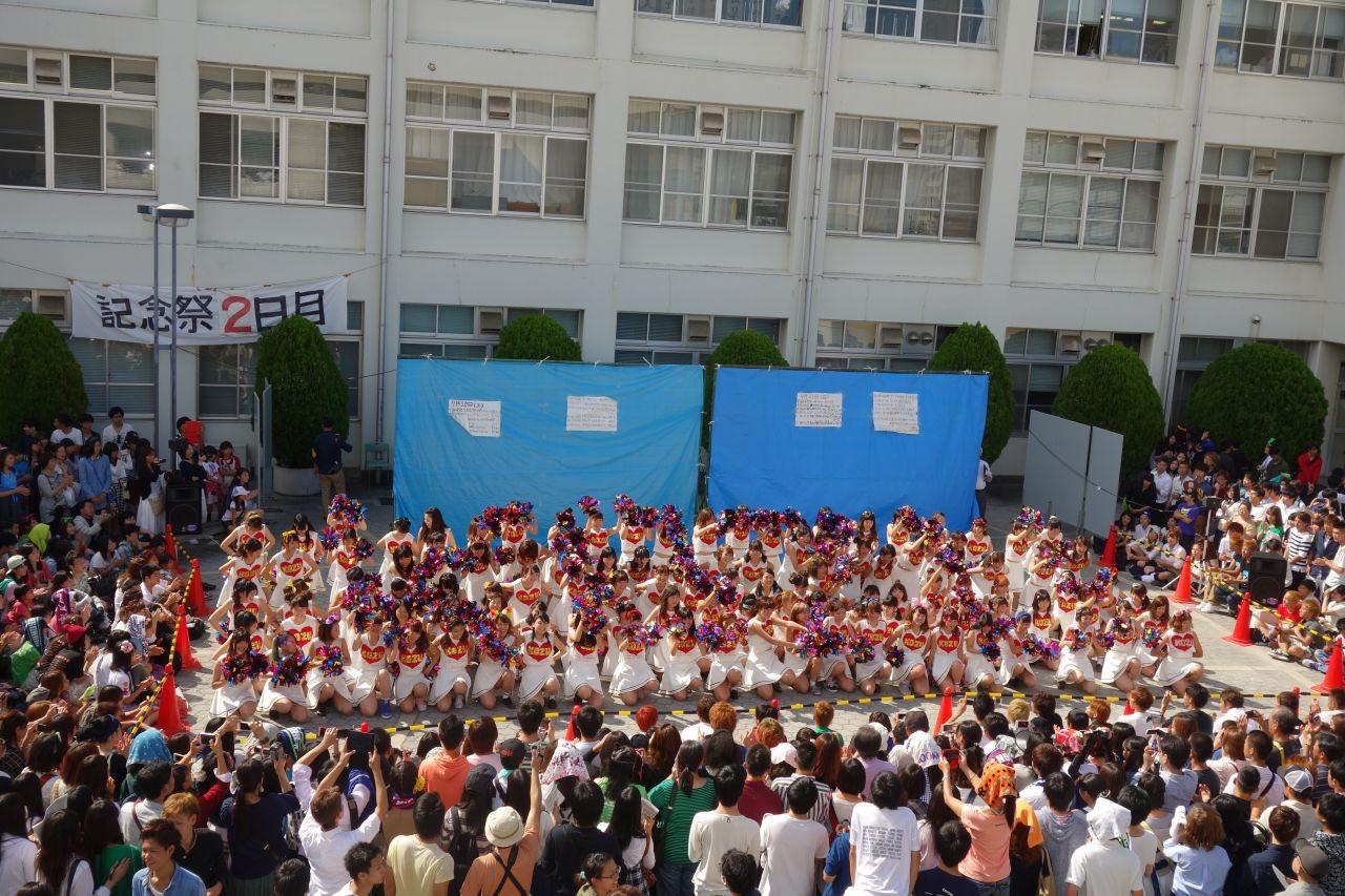高津高校 文化祭