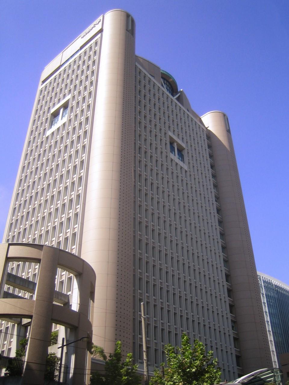 Meiji_University_(Liberty_Tower)