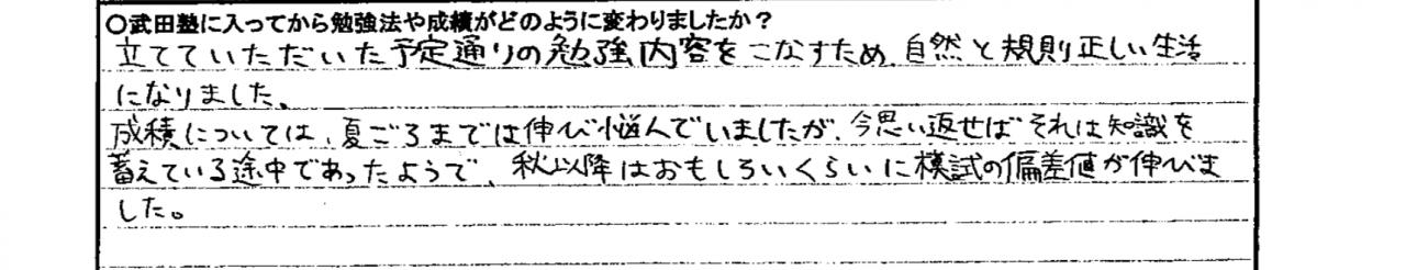 近藤 体験記3