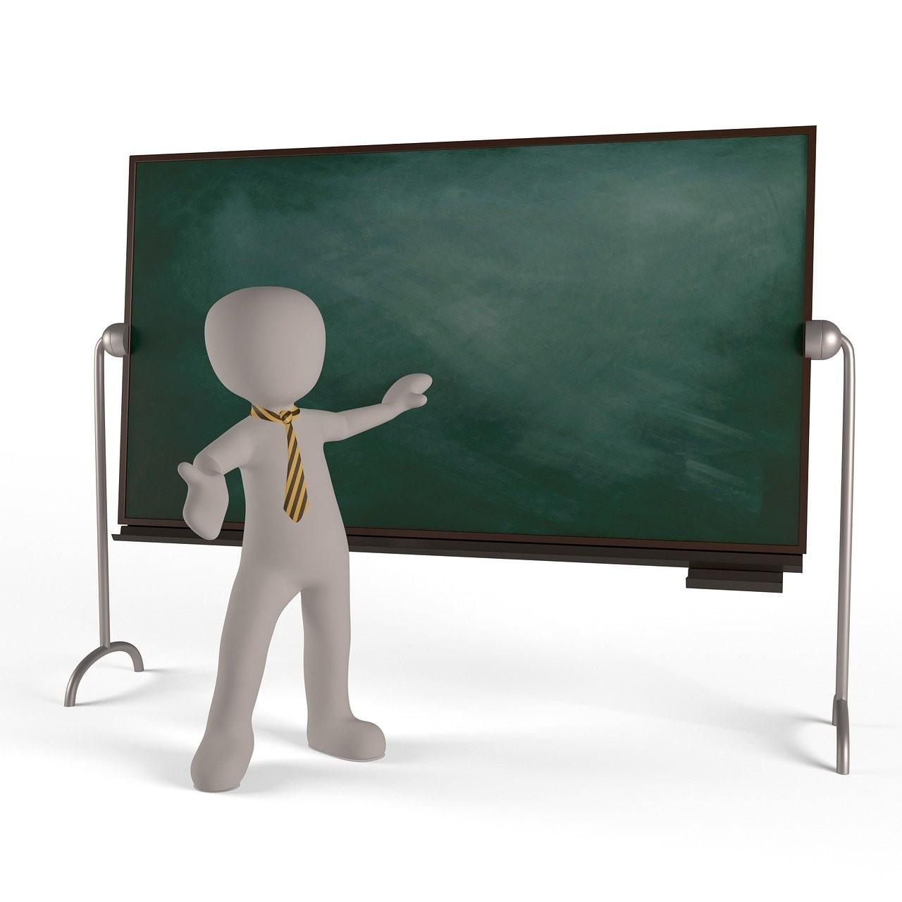 コロナでのオンライン授業の先生