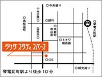 武田塾高松校map