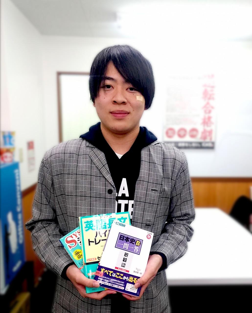 報徳学園高校出身 大阪経済大学に逆転合格