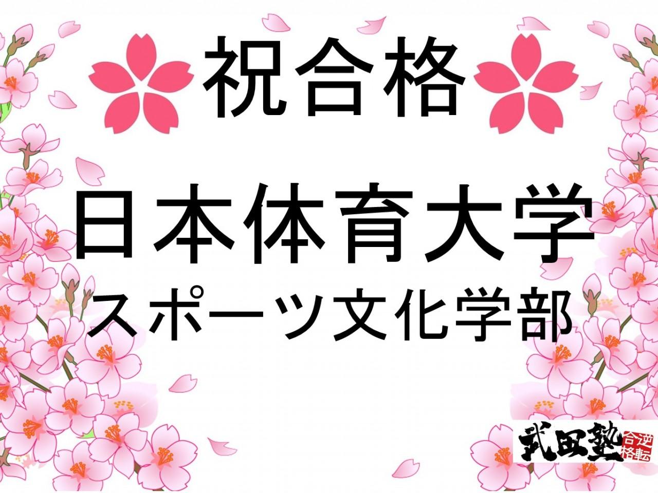 日本体育大学スポーツ文化大学