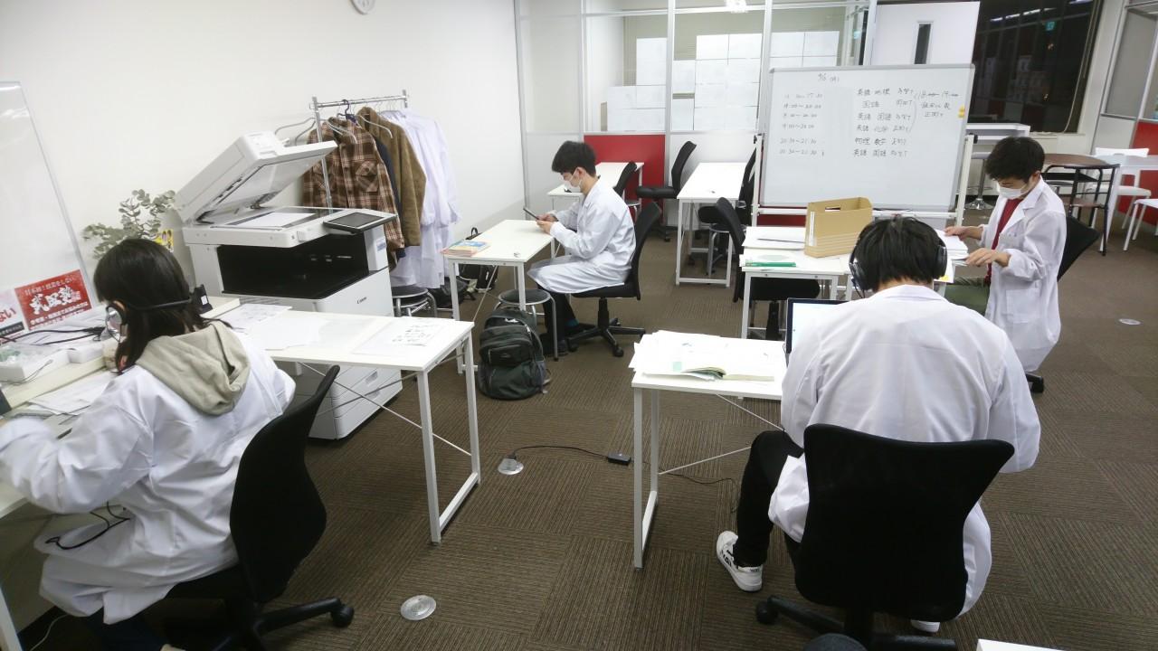 板宿 湊川 コロナ 個別 オンライン 個別指導 自宅学習
