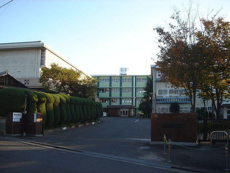 多治見工業高校