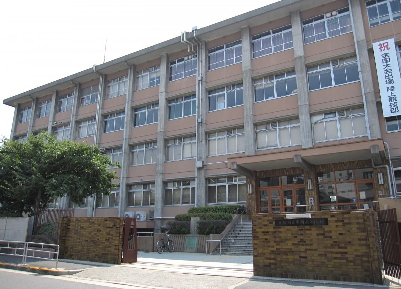 Ichioka_High_School