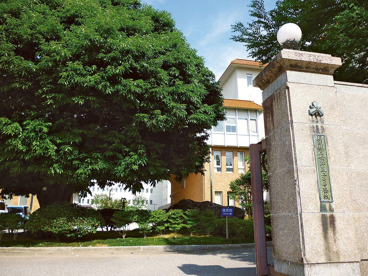 20200506KanazawaIzumigaokaHighSchool