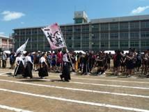 箕面東高校 体育祭2