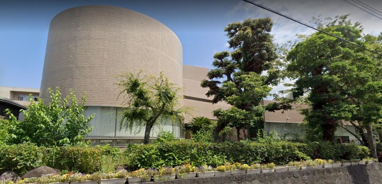 富士宮市立中央図書館