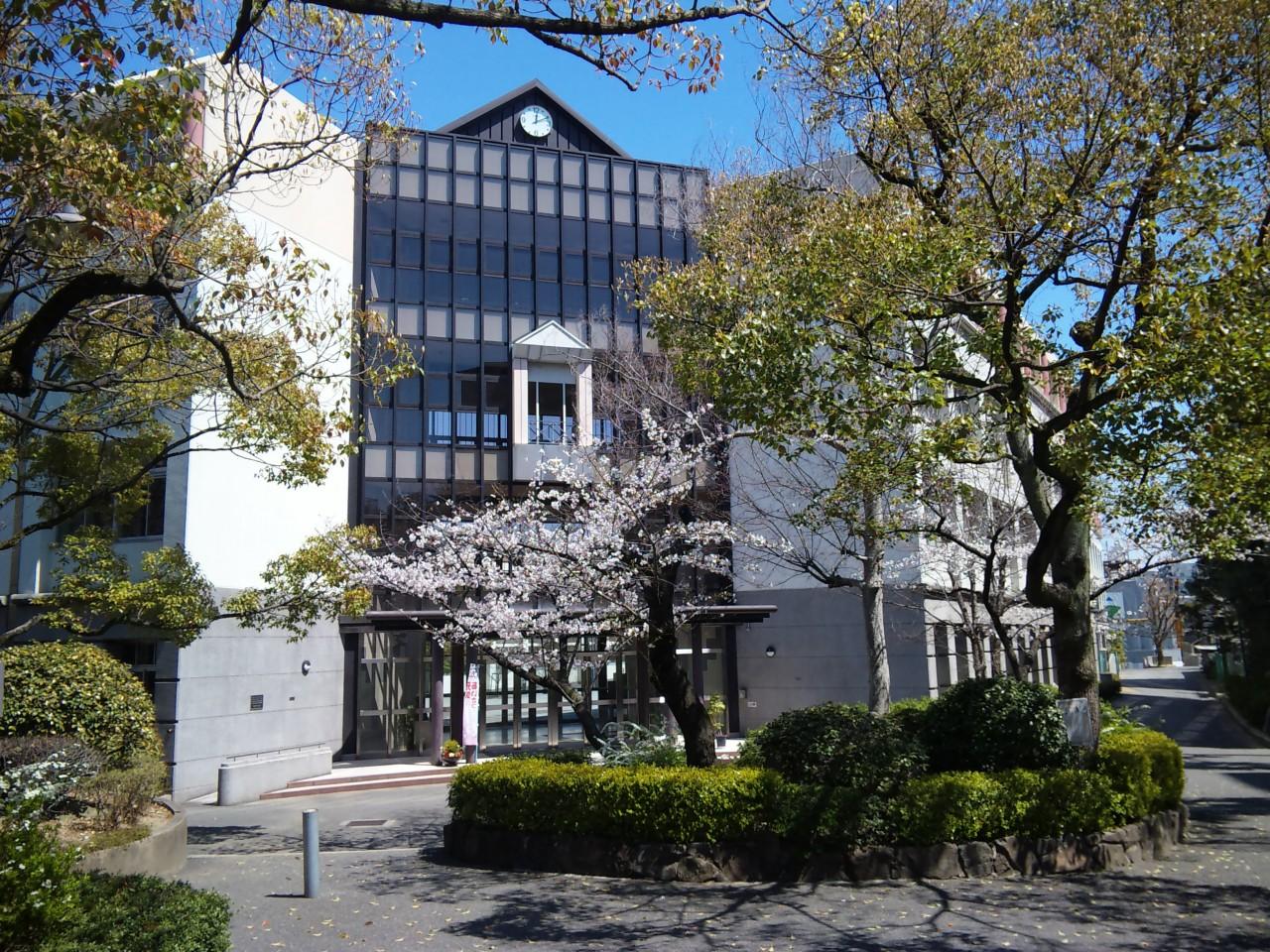 大阪府立高津高等学校