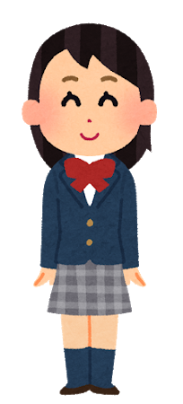 高校生(女の子)