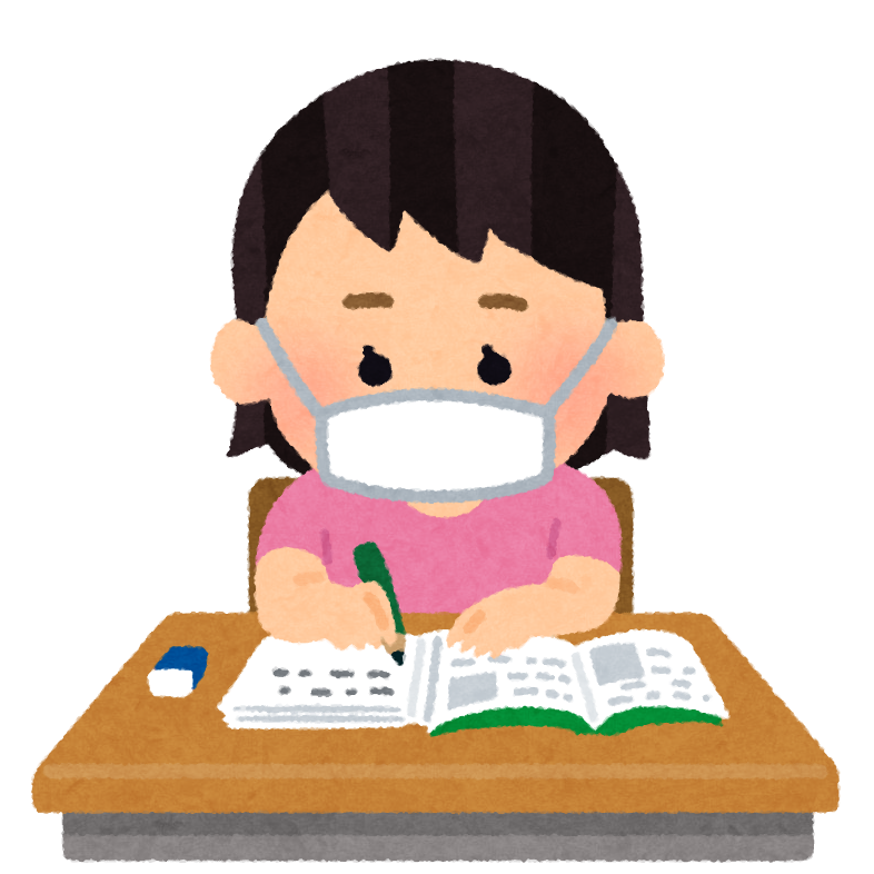 school_study_girl_mask