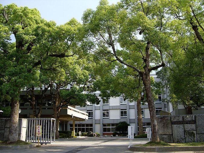 観音寺第一高校