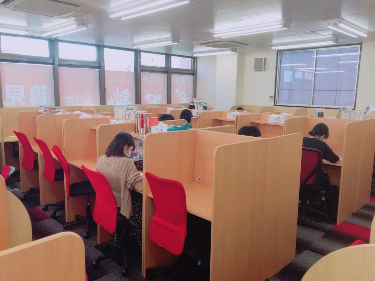 武田塾鶴見校自習室3