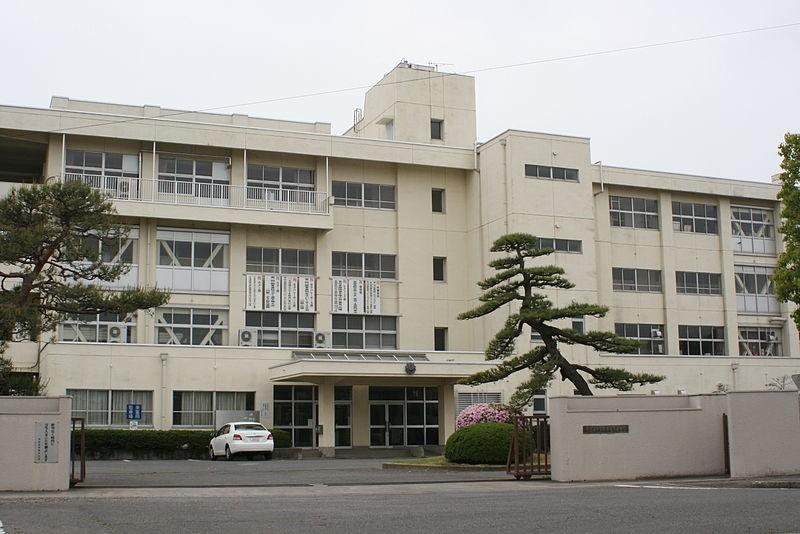 西邑楽高校