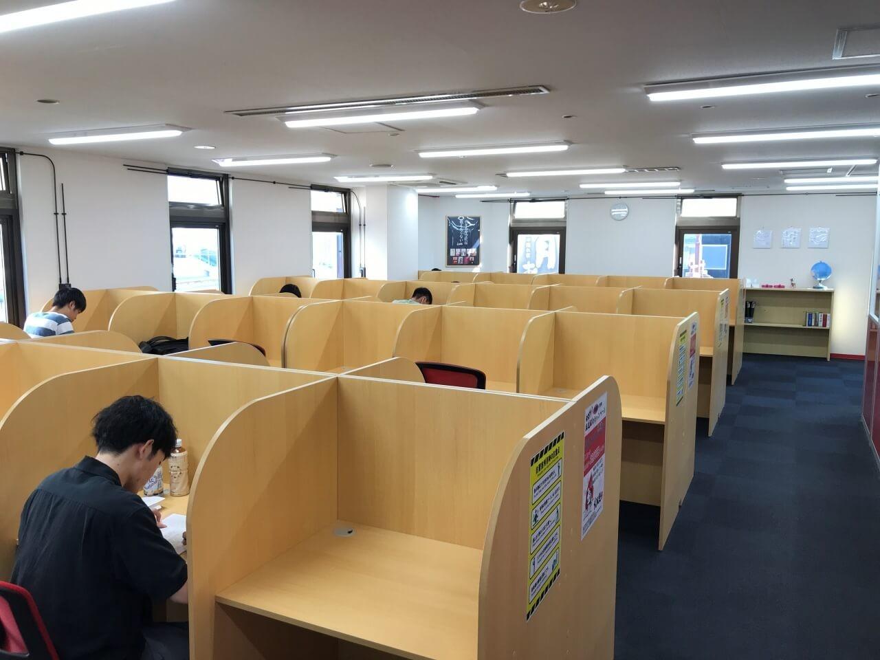 武田塾秋田校HP写真3