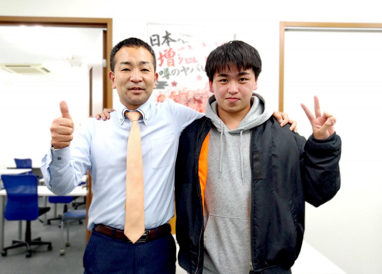 報徳学園高校現役生 神戸学院大学に逆転合格