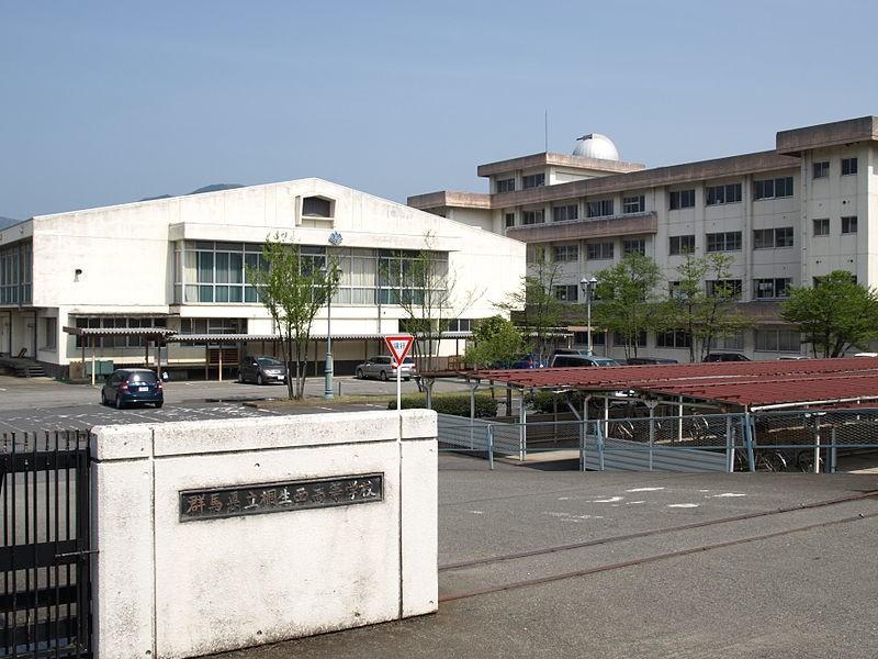 桐生西高校