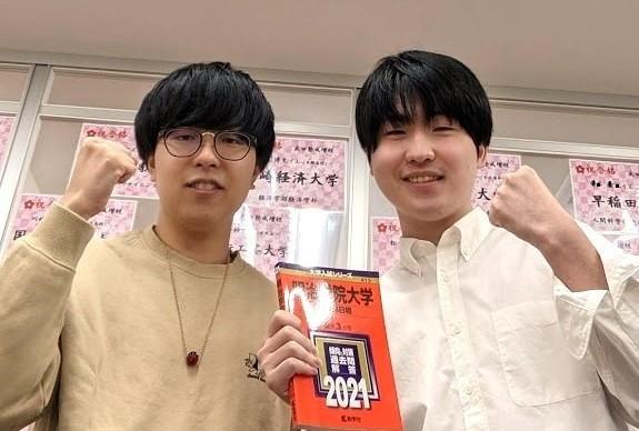櫻井君と田中先生