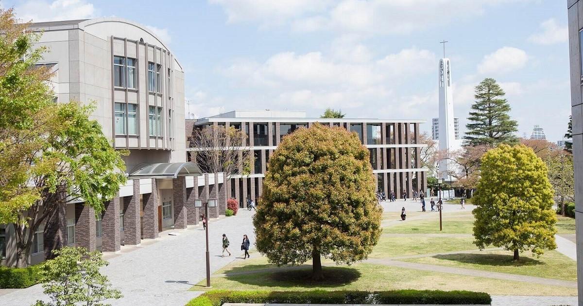 立教大学新座キャンパス
