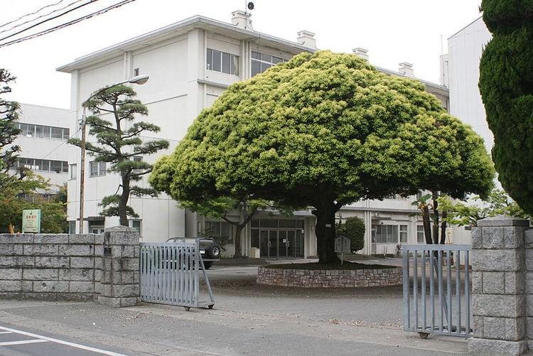 伊勢崎清明高校