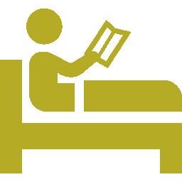 読書のアイコン。