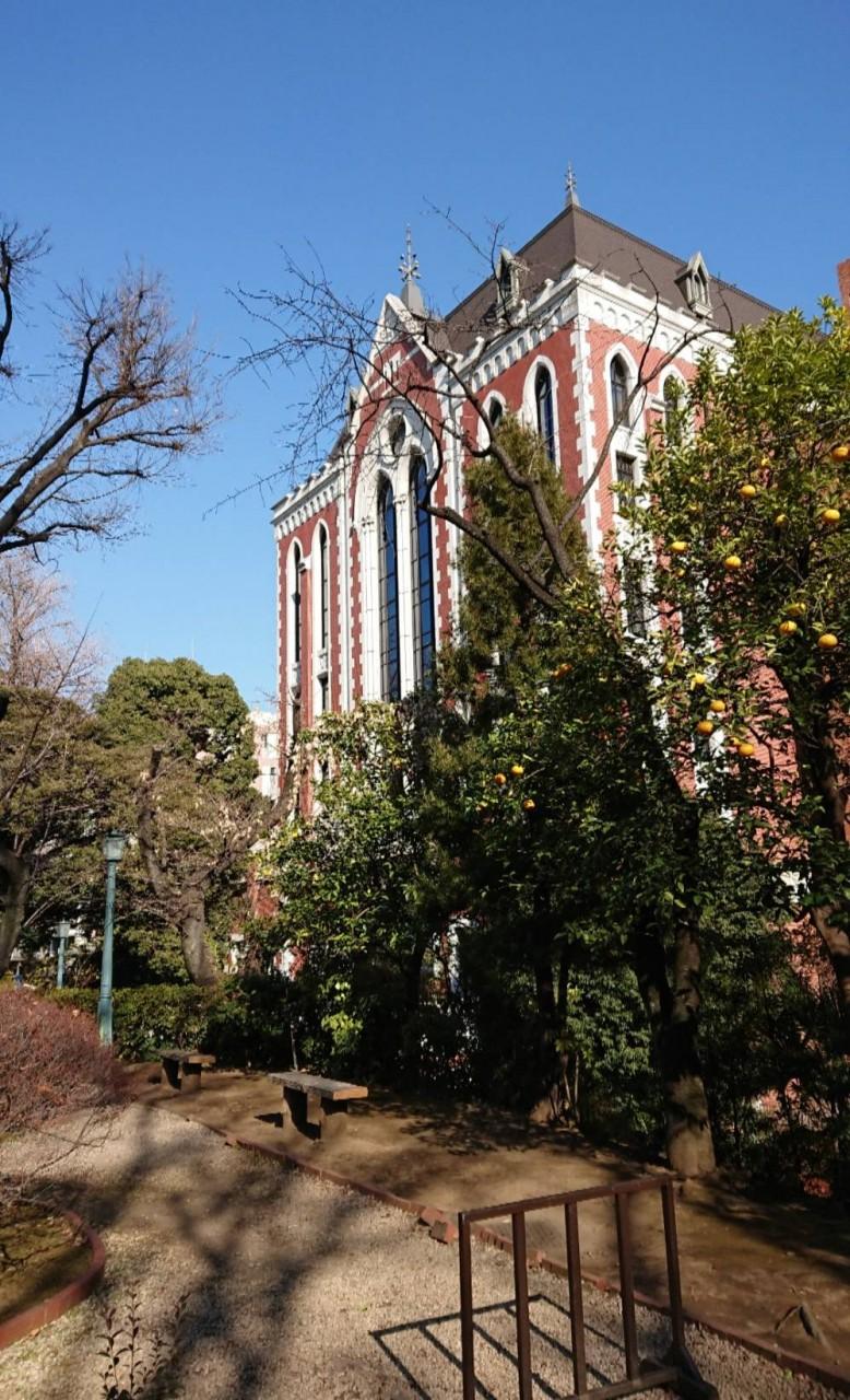 慶應三田校舎