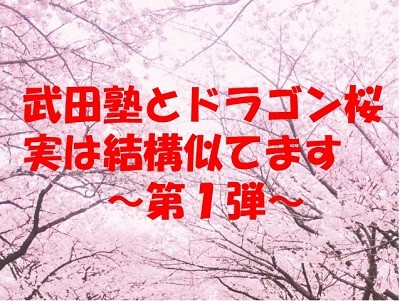 20210429ドラゴン桜ブログ